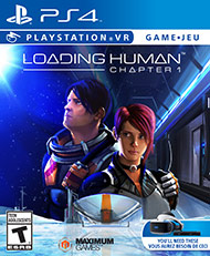 Loading Human Chapter 1 (Playstation 4) [USED]