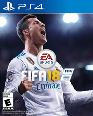 FIFA 18 (Playstation 4) [USED]