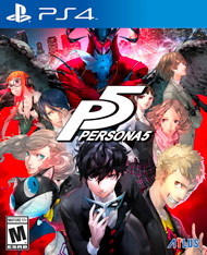 Persona 5 (Playstation 4) [USED]