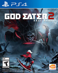 God Eater 2 Rage Burst (Playstation 4) [USED]
