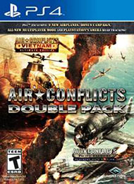 Air Conflicts Double Pack (Playstation 4) [USED]