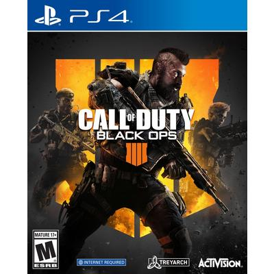 Call of Duty Black Ops 4 (Playstation 4) [USED]
