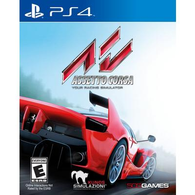 Assetto Corsa (Playstation 4) [USED CO]