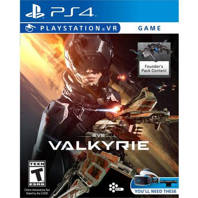 EVE Valkyrie VR (Playstation 4) [USED]