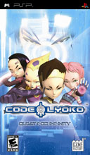 Code Lyoko Quest for Infinity (Playstation Portable) [USED]