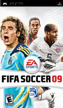 FIFA Soccer 09 (Playstation Portable) [USED DO]