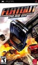 FlatOut Head On (Playstation Portable) [USED]