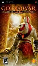 God of War Chains of Olympus (Playstation Portable) [USED]
