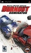 Burnout Dominator (Playstation Portable) [USED DO]