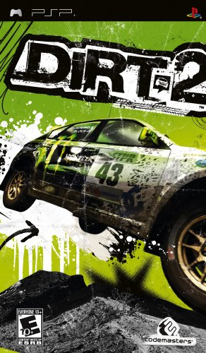 DiRT 2 (Playstation Portable) [USED]