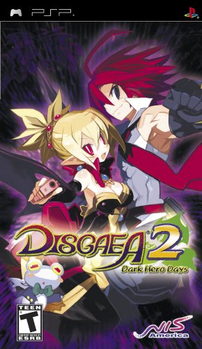 Disgaea 2 Dark Hero Days (Playstation Portable) [USED DO]