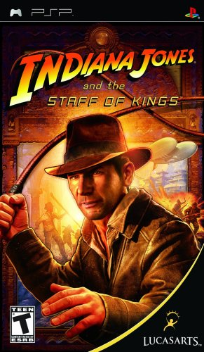 Indiana Jones and the Staff of (Playstation Portable) [USED DO]