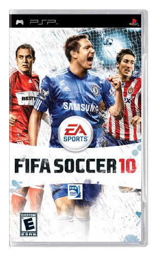FIFA Soccer 10 (Playstation Portable) [USED]