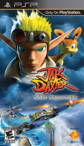 Jak and Daxter The Lost Frontier (Playstation Portable) [USED]