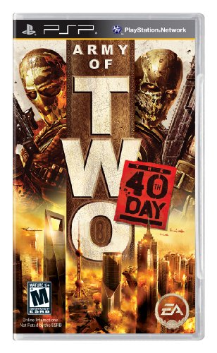 Army of Two The 40th Day (Playstation Portable) [USED]