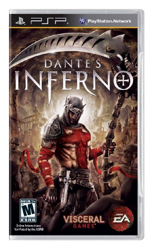Dante's Inferno (Playstation Portable) [USED]