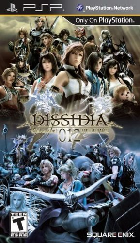Dissidia 012 Duodecim Final Fan (Playstation Portable) [USED DO]