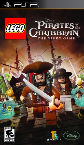 LEGO Pirates of the Caribbean The (Playstation Portable) [USED]