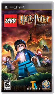 LEGO Harry Potter Years 5-7 (Playstation Portable) [USED]
