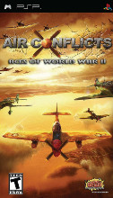 Air Conflicts Aces of World War (Playstation Portable) [USED DO]