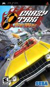 Crazy Taxi Fare Wars (Playstation Portable) [USED]