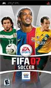 FIFA Soccer 07 (Playstation Portable) [USED]