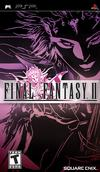 Final Fantasy II (Playstation Portable) [USED DO]