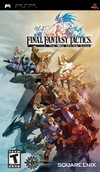 Final Fantasy Tactics The War of t (Playstation Portable) [USED]