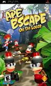 Ape Escape On the Loose (Playstation Portable) [USED]