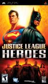 Justice League Heroes (Playstation Portable) [USED DO]