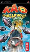 Kao Challengers (Playstation Portable) [USED]