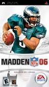 Madden NFL 06 (Playstation Portable) [USED DO]