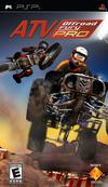 ATV Offroad Fury Pro (Playstation Portable) [USED]