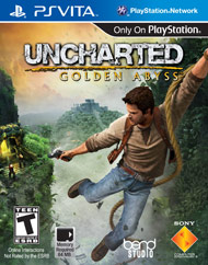 Uncharted Golden Abyss (PS Vita) [USED]