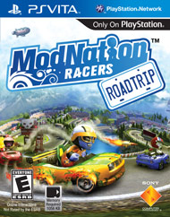 ModNation Racers Road Trip (PS Vita) [USED DO]