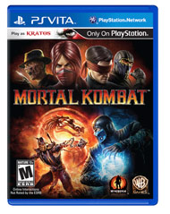 Mortal Kombat (PS Vita) [USED]
