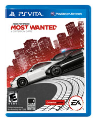 Need for Speed Most Wanted - A (PS Vita) [USED Disc Only]