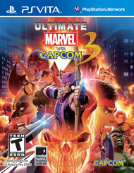 Ultimate Marvel vs. Capcom 3 (PS Vita) [USED]