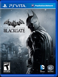 Batman Arkham Origins Blackgate (PS Vita) [USED]