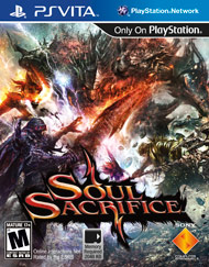Soul Sacrifice (PS Vita) [USED DO]