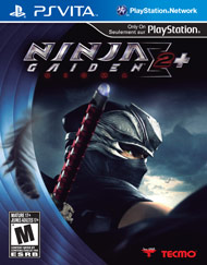 Ninja Gaiden Sigma 2 Plus (PS Vita) [USED]