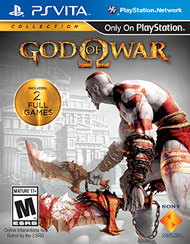 God of War Collection (PS Vita) [USED]