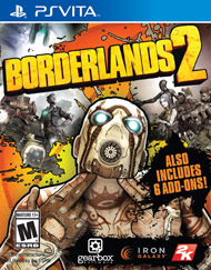 Borderlands 2 (PS Vita) [USED]