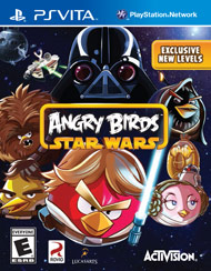 Angry Birds Star Wars (PS Vita) [USED]