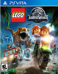 LEGO Jurassic World (PS Vita) [USED]