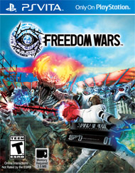 Freedom Wars (PS Vita) [USED]