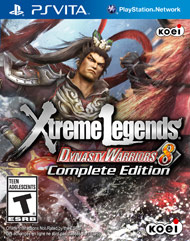 Dynasty Warriors 8 Xtreme Legends (PS Vita) [USED]