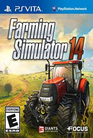 Farming Simulator 14 (PS Vita) [USED DO]