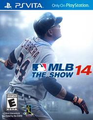 MLB 14 The Show (PS Vita) [USED DO]