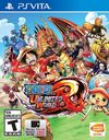 One Piece Unlimited World Red (PS Vita) [USED DO]